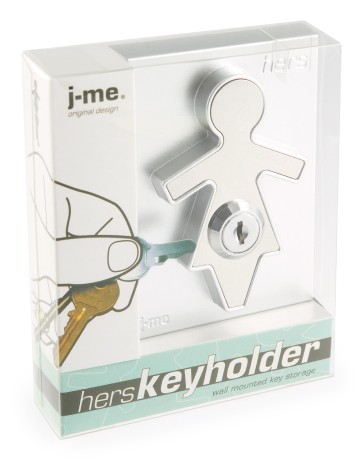 Lovely ... His And Hers Key Holder Packaging ... Nice Look