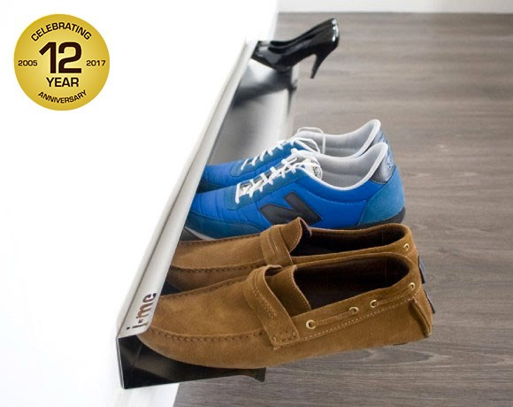wall shoe rack wall mounted shoe storage