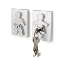 his & hers key holders