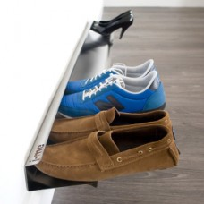 Wall Shoe Rack - 1200mm wall mounted