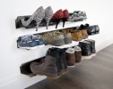 horizontal shoe rack - 700mm stackable