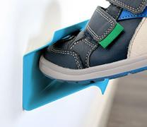 kids horizontal shoe rack 700mm