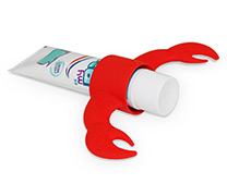 lobster toothpaste holder