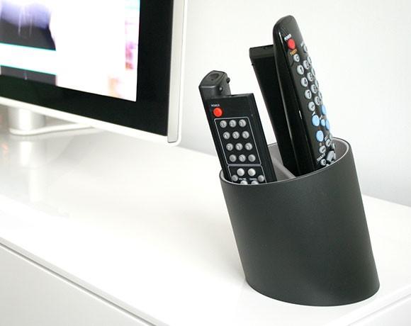 tilt remote tidy black