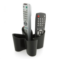 cozy remote control holder black