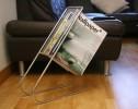 float magazine rack insitu