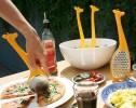 giraffe kitchen all