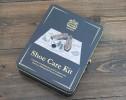 shoe care kit tin