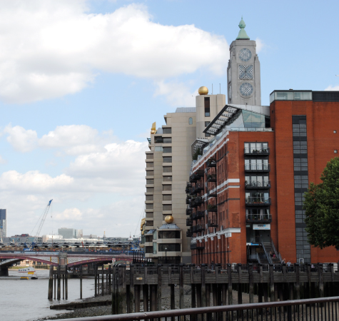 oxo tower daylight